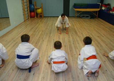 karate kyokushin dla dzieci