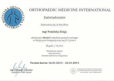 Certyfikat Kinga Podolska2