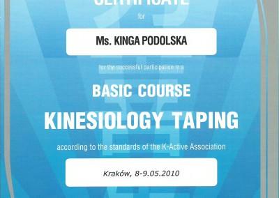 Certyfikat Kinga Podolska9