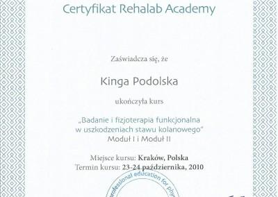 Certyfikat Kinga Podolska5