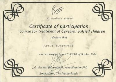 Artur Twarowski dyplom6