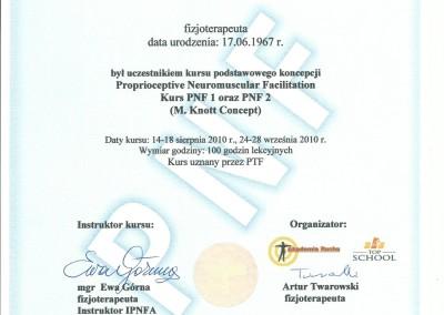Artur Twarowski dyplom22