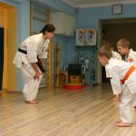karate kyokushin bielany