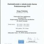 Certyfikat Kinga Podolska8