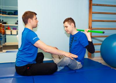 rehabilitacja dzieci integracja sensoryczna bielany